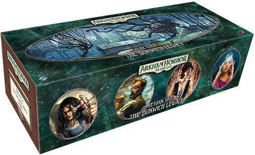 Arkham Horror: The Card Game – Return to the Dunwich Legacy - The Dice Owl