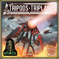 Wings of Glory: Tripods & Triplanes (Pre-Order)