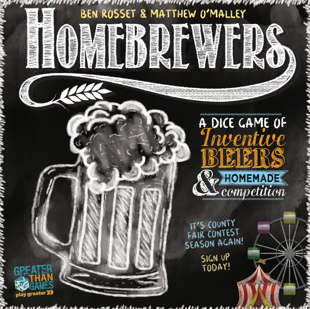 Homebrewers - The Dice Owl