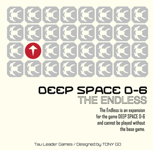 Deep Space D-6: The Endless Expansion - The Dice Owl