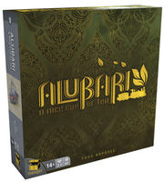 Alubari: A Nice Cup of Tea - Board Game - The Dice Owl