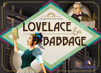 Lovelace & Babbage - The Dice Owl