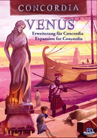Concordia Venus: Expansion - Board Game - The Dice Owl