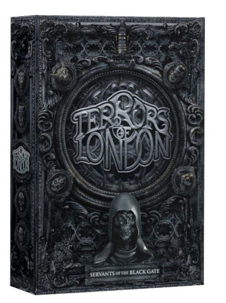 Terrors of London: Servants of the Black Gate Expansion - The Dice Owl