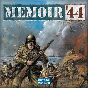 Memoir '44 - Board Game - The Dice Owl