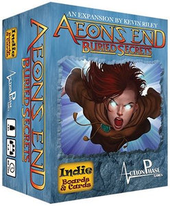 Aeon's End: Buried Secrets - The Dice Owl
