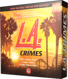 Detective: A Modern Crime Board Game – L.A. Crimes - The Dice Owl