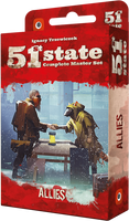 51st State: Master Set – Allies (Pre-Order) - Board Game - The Dice Owl