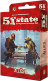51st State: Master Set – Allies - Board Game - The Dice Owl