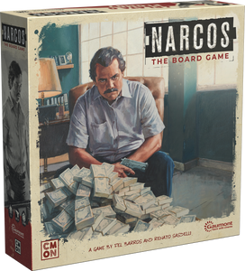 Narcos: The Board Game - The Dice Owl