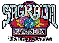 Sagrada: The Great Facades – Passion - The Dice Owl