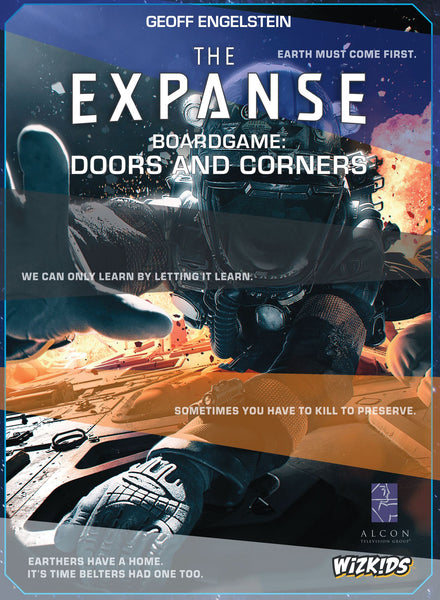 The Expanse Boardgame: Doors and Corners - The Dice Owl