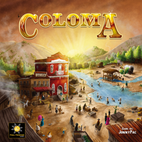 Coloma (Pre-Order) - Board Game - The Dice Owl
