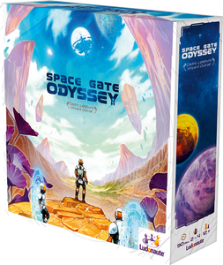 Space Gate Odyssey - The Dice Owl