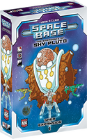 Space Base: The Emergence of Shy Pluto - The Dice Owl