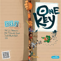 One Key - The Dice Owl