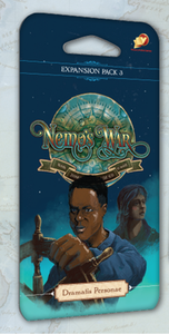 Nemo's War (Second Edition): Dramatis Personae Expansion Pack #3 - The Dice Owl