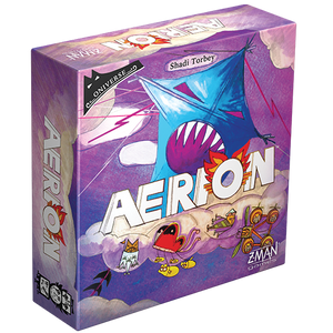 Aerion - Board Game - The Dice Owl