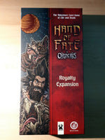 Hand of Fate: Ordeals – Royalty Expansion - The Dice Owl