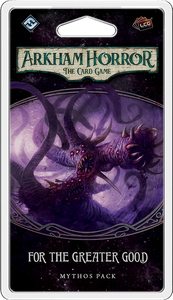 Arkham Horror: The Card Game – For the Greater Good - Board Game - The Dice Owl