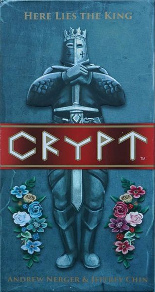 Crypt - Board Game - The Dice Owl