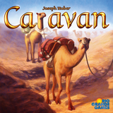 Caravan - Board Game - The Dice Owl