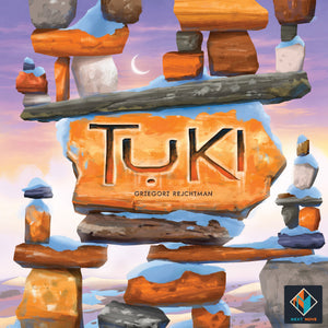 Tuki - The Dice Owl