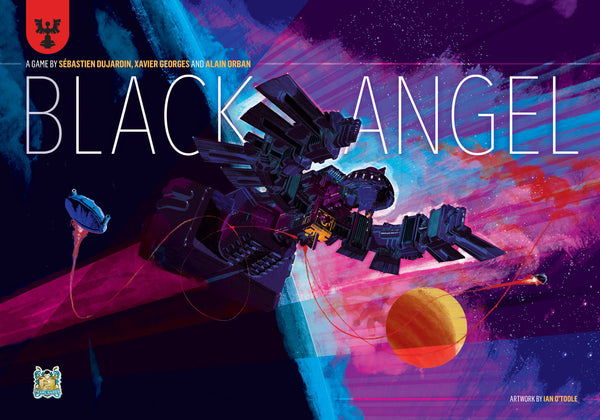Black Angel (FR) - Board Game - The Dice Owl