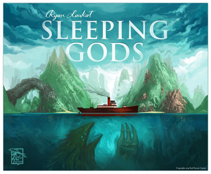 Sleeping Gods - The Dice Owl