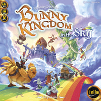 Bunny Kingdom: In the Sky - Board Game - The Dice Owl