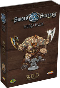 Sword & Sorcery: Hero Pack – Skeld Slayer/Berserker - The Dice Owl