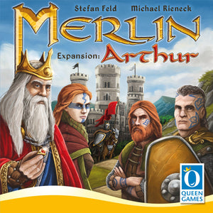 Merlin: Arthur Expansion - The Dice Owl