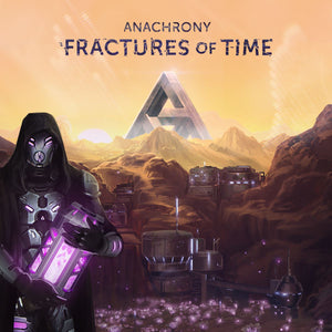 Anachrony: Fractures of Time (Pre-Order) - Board Game - The Dice Owl
