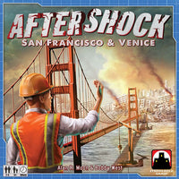 Aftershock: San Francisco & Venice  - The Dice Owl