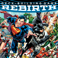 DC Deck-Building Game: Rebirth - Board Game - The Dice Owl