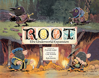 Root: The Underworld Expansion - The Dice Owl