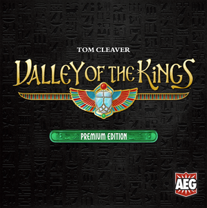Valley of the Kings: Premium Edition - The Dice Owl