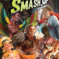 Smash Up: World Tour – Culture Shock - The Dice Owl