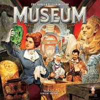 Museum - The Dice Owl