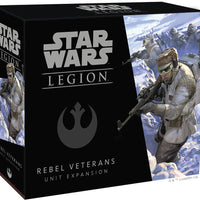 Star Wars: Legion – Rebel Veterans Unit Expansion - The Dice Owl