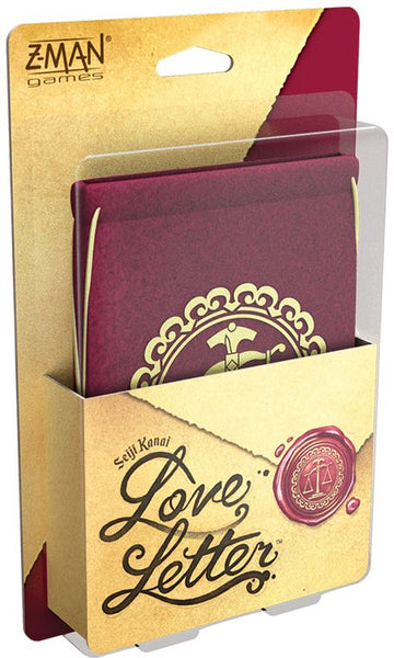 Love Letter (2019 Edition) - The Dice Owl - Board Game