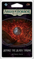 Arkham Horror: The Card Game – Before the Black Throne: Mythos Pack - Board Game - The Dice Owl