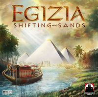 Egizia: Shifting Sands (Kickstarter Edition)