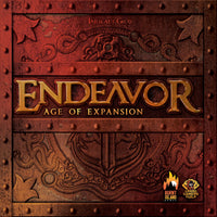 Endeavor: Age of Expansion (Kickstarter) (Pre-Order)