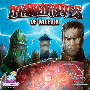 Margraves of Valeria