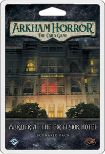Arkham Horror: The Card Game – Murder at the Excelsior Hotel: Scenario Pack (Pre-Order)