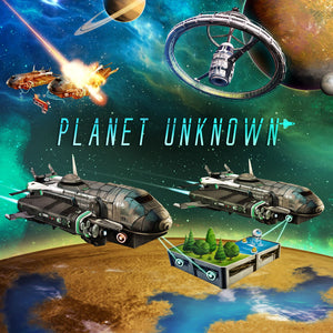 Planet Unknown (Deluxe Kickstarter Edition) (Pre-Order)