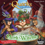 The Quacks of Quedlinburg: The Herb Witches (Pre-Order)