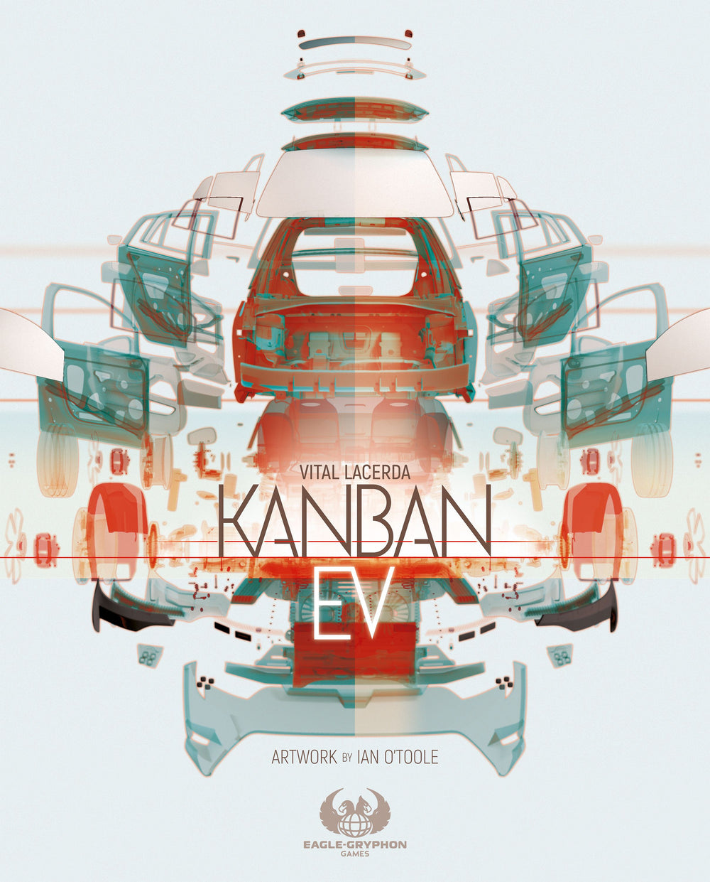 Kanban EV with Upgrade Pack