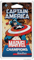 Marvel Champions: The Card Game – Captain America Hero Pack (Pre-Order)